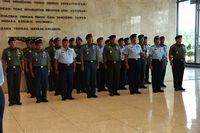 28 Pati TNI Naik Pangkat, Doni Monardo Jadi Jenderal Bintang 3
