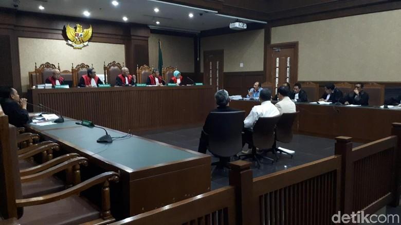 Jaksa KPK Keberatan Ketum Peradi Jadi Saksi di Sidang Fredrich