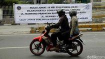 Polisi: 3 Simpang Mampang Prapatan Ditutup untuk Urai Macet