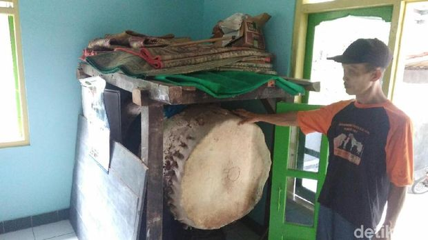 Pendiri Masjid Tiban Jatisalam Purworejo yang Masih Misterius