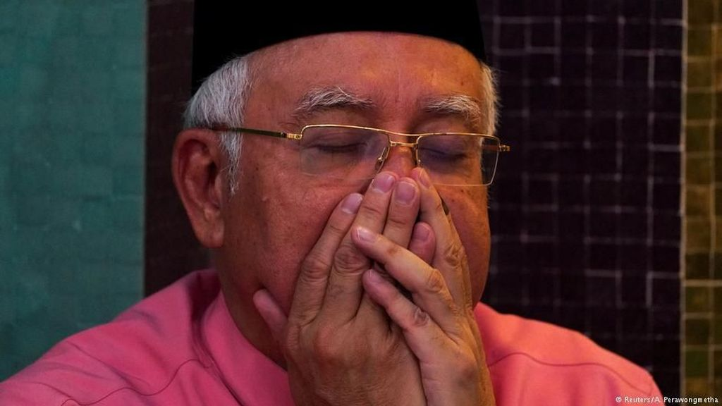 Najib Razak Kian Sulit Lolos dari Penjara