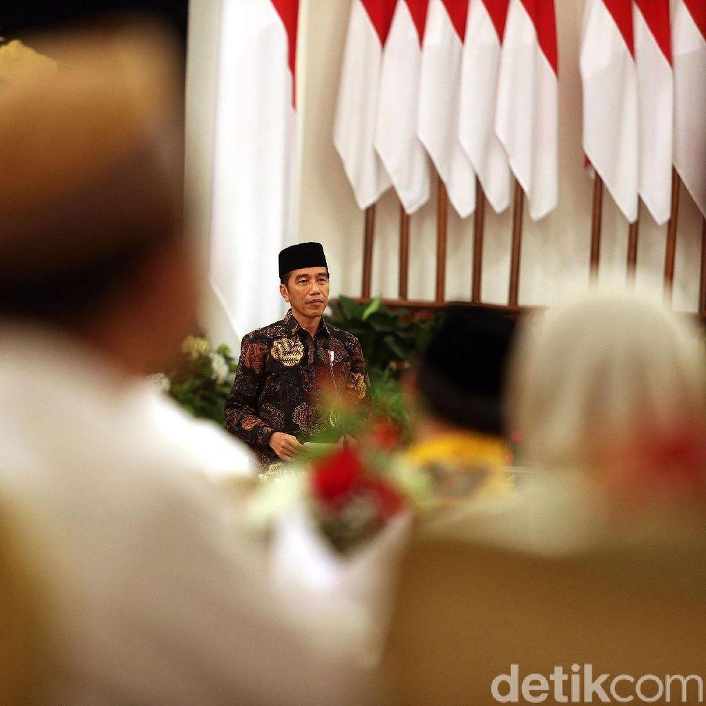 Harkitnas dan 20 Tahun Reformasi, Jokowi Ajak Jaga Persatuan