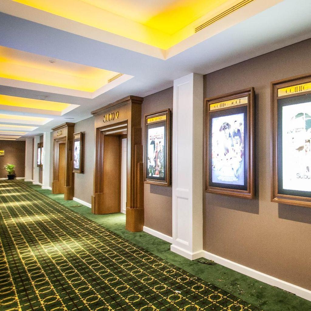Cinema 21 Tembus 1.000 Layar