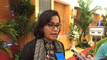 Sri Mulyani Sambangi BPK Terima Hasil Audit Laporan Keuangan