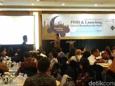 PHRI & Kemenpar Luncurkan Program Jakarta Ramadan Hot Deals