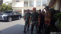Panglima hingga Kapolri Temui Wiranto Bahas Penanganan Terorisme