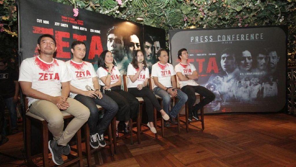 Sutradara Butuh Riset Serius Garap Film Thriller Zombie Zeta