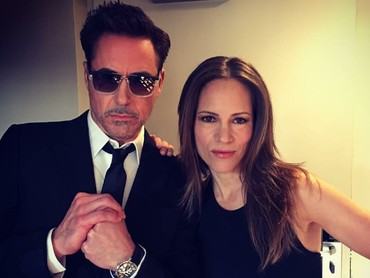 Dulunya, Susan membantu Robert bebas dari kecanduan obat dan alkohol. (Foto: Instagram/robertdowneyjr)