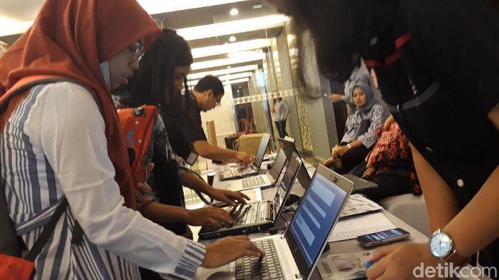 Foto: Danang Sugianto/BUMN Karya Ini Buka 2 Lowongan Kerja