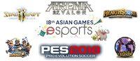 Deretan game yang dipertandingkan di Asian Games 2018.