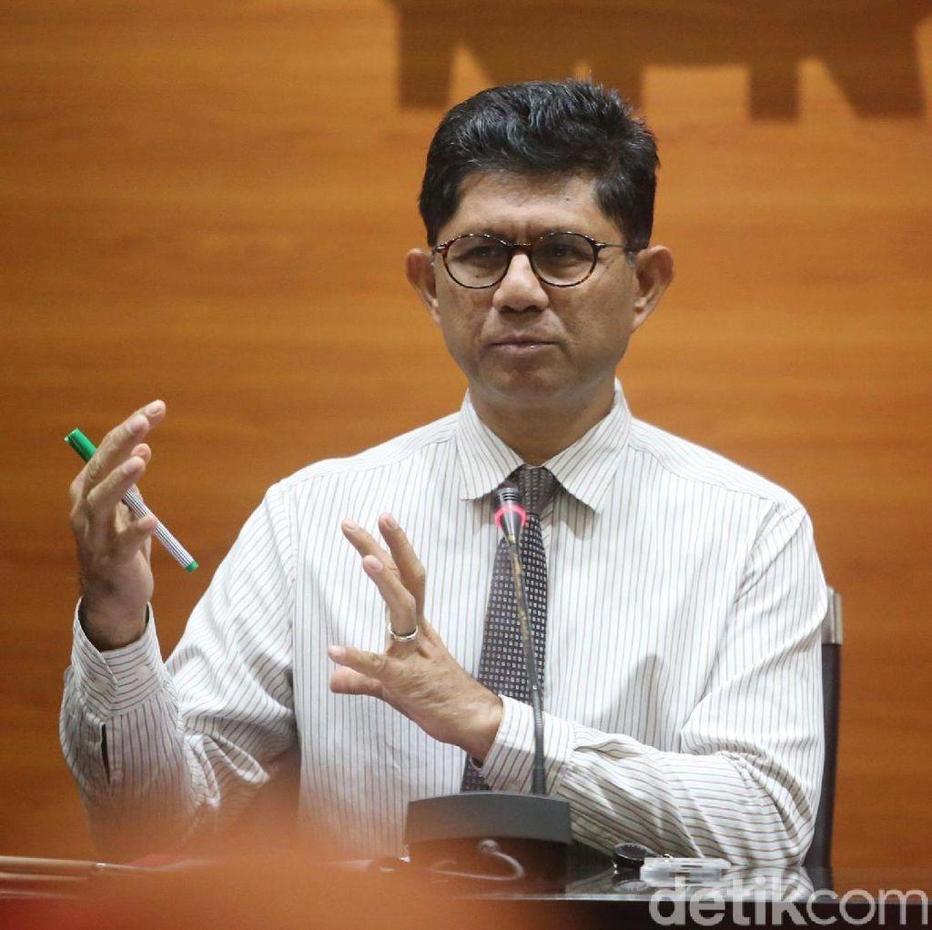 KPK Dukung Aturan Eks Napi Korupsi Tak Boleh Nyaleg