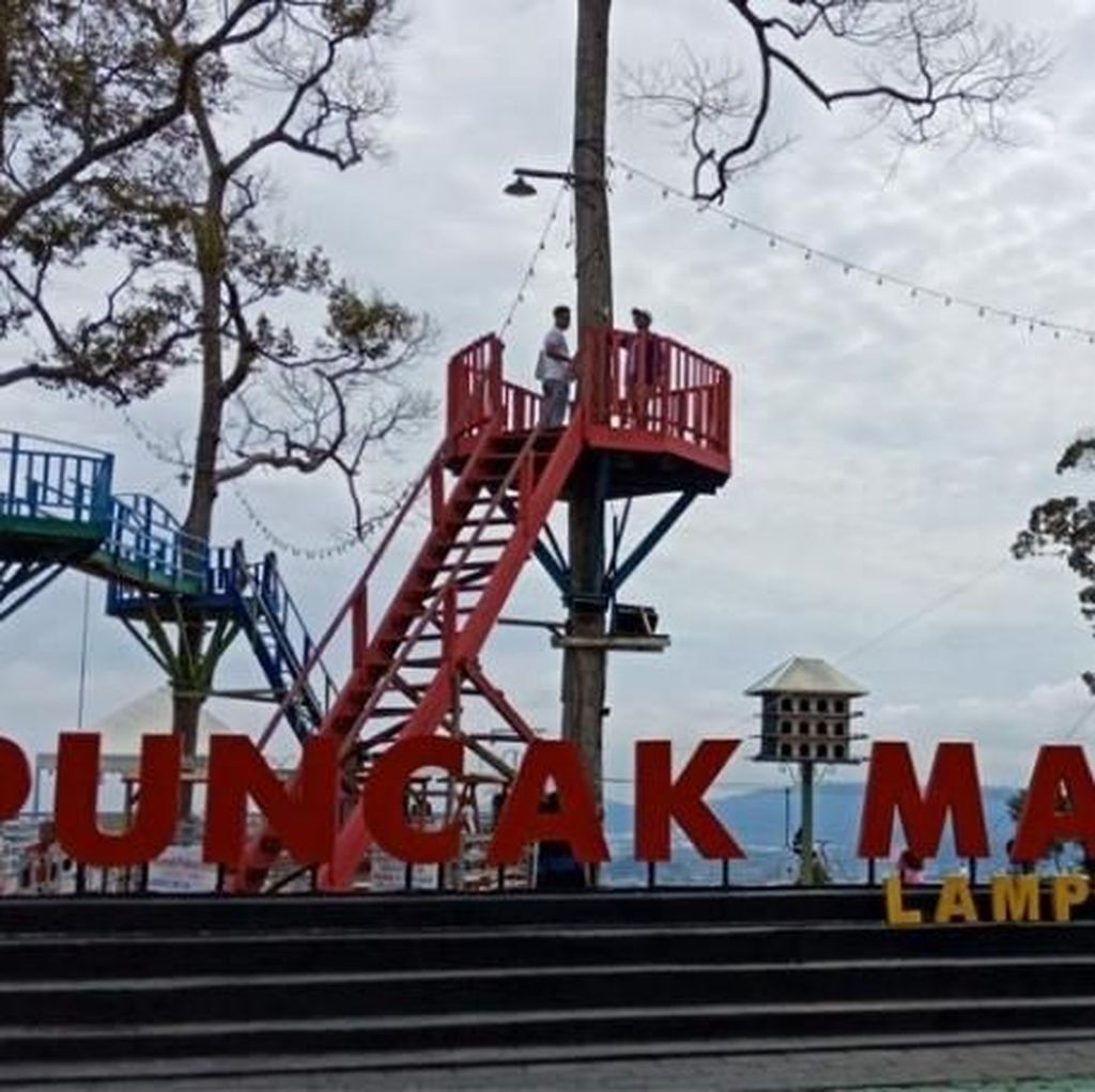 Ini 3 Destinasi Wisata di Lampung yang Instagramable