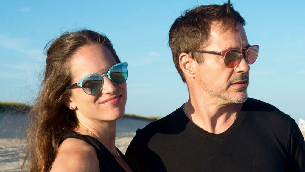 Manisnya 12 Tahun Pernikahan Robert Downey Jr dan Susan Nicole