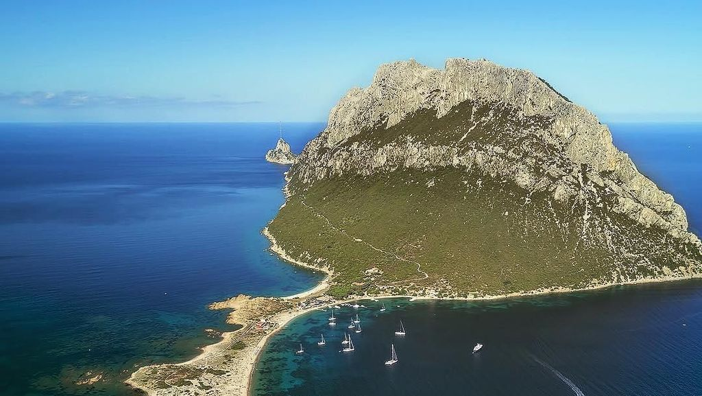 Foto: Pulau yang Jadi Kerajaan Terkecil Dunia