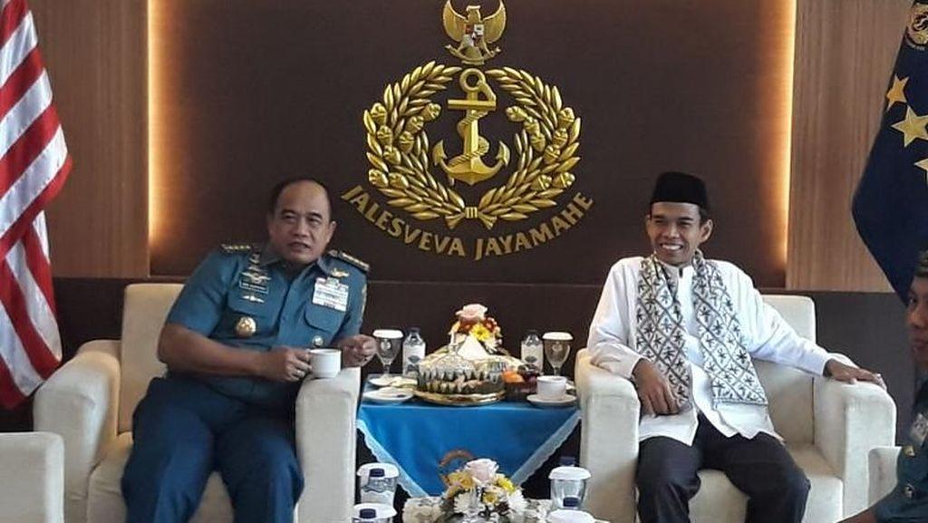 Sering Ceramah, Ustaz Abdul Somad Dijamu Makan di Medan hingga Brunei Darussalam