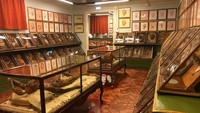 Museum ini berada di Via Romana, 17, Florence, 50125, Italia. La Specola punya 34 ruangan, yang mana 24 ruangan untuk anatomi hewan dan sisanya untuk anatomi manusia. (melissafurness/ Instagram)