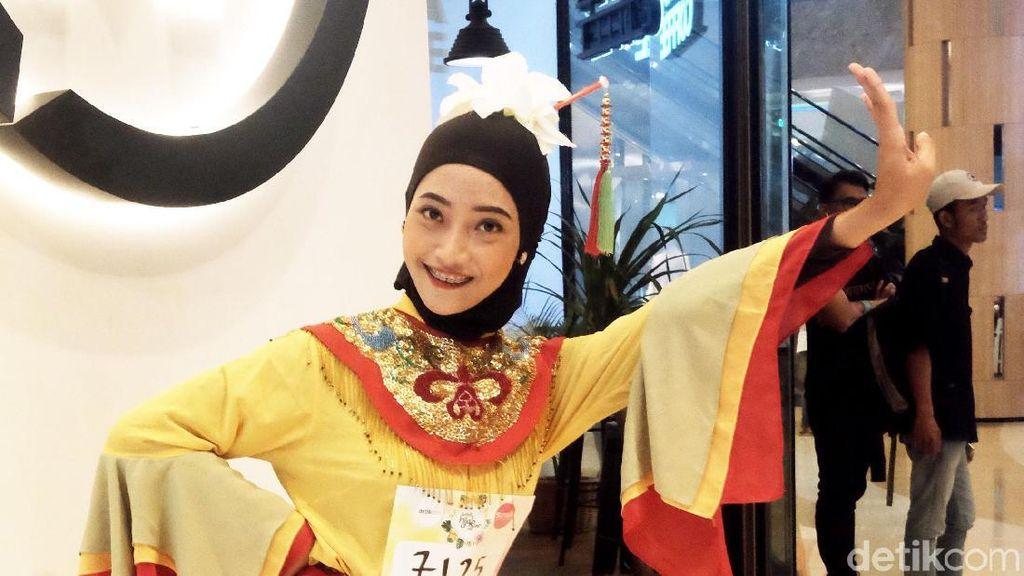 Maksimal, Deretan Peserta Sunsilk Hijab Hunt ini Tampil Pakai Baju Tradisional