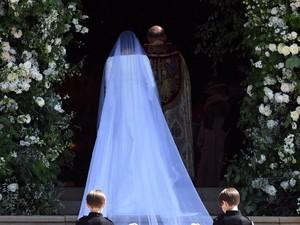 Bak di Negeri Dongeng, Indahnya Dekorasi Pernikahan Pangeran Harry