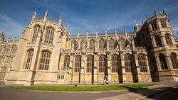 Setelah 40 Tahun, Gerbang Kastil Inggris Ini Dibuka untuk Umum