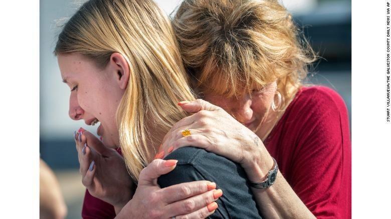 Cerita Menegangkan Saksi saat Penembakan Brutal di Sekolah Texas