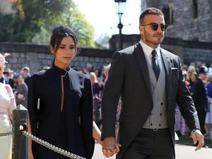 Sempat Dikabarkan Cerai, Ini Penjelasan Victoria-David Beckham ke Anak
