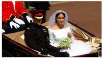 Busana Pernikahan Harry-Meghan Dipamerkan di Kastil Windsor