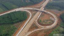 Terus Dikebut, Begini Penampakan Tol Batang-Semarang