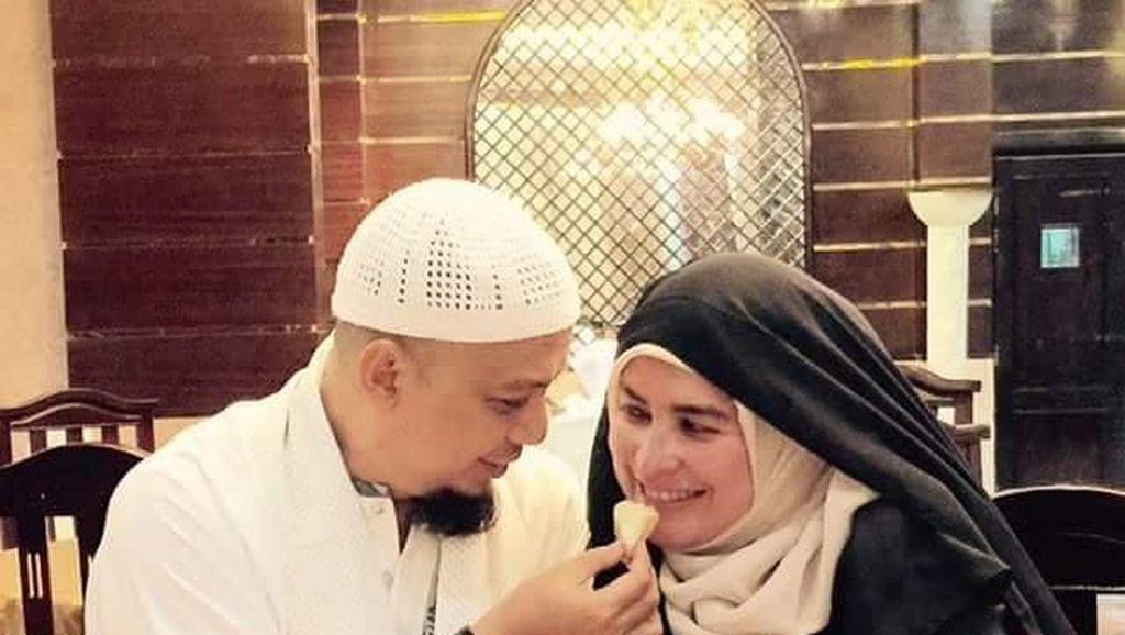 Ikut Nyoblos Pilgub Jabar, Ustad Arifin Ilham Doa untuk Pemimpin Soleh