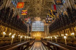 Mengintip Indahnya Gereja Pernikahan Pangeran Harry dan Meghan Markle