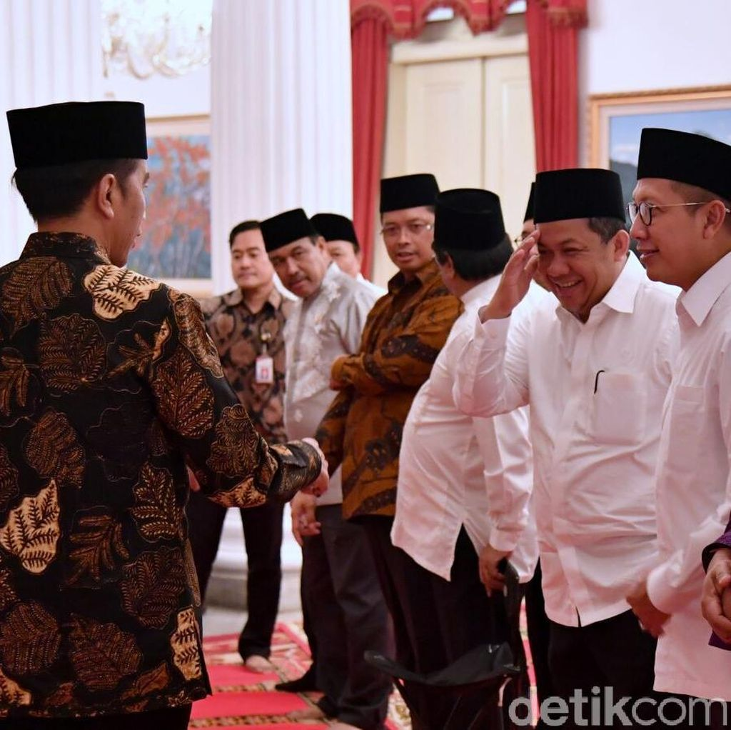 Fahri Tuding Jokowi akan Banyak Duit di Pilpres dari Pemodal