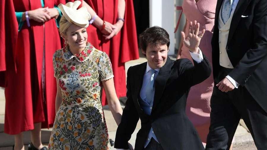 Mantan dan Deretan Artis Datang ke #RoyalWedding