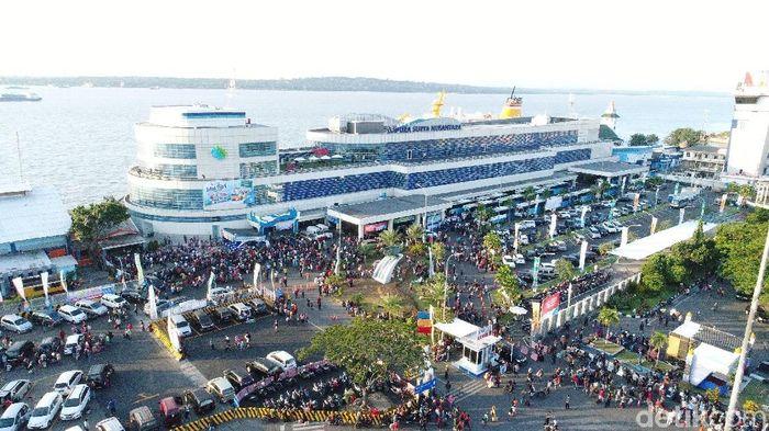 Ilustrasi Pelabuhan Foto: Istimewa