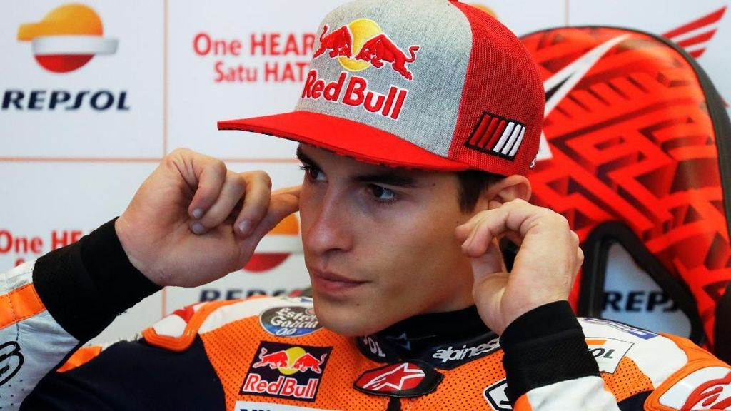 Marquez Akui Kecepatan Zarco di Kualifikasi MotoGP Prancis
