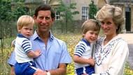 Kenangan Indah Pangeran Harry Saat Masih Kecil Bersama Keluarga