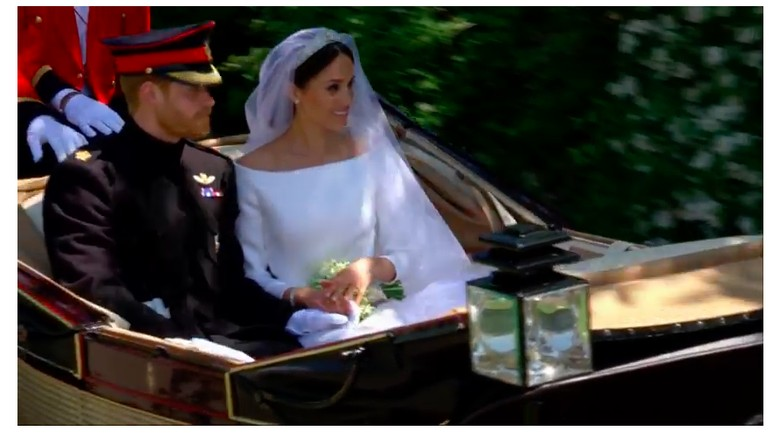 Simulakra Royal Wedding Pangeran Harry dan Meghan Markle