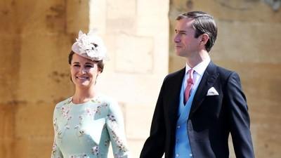 Curhat Pippa Middleton tentang Kehamilan Perdananya