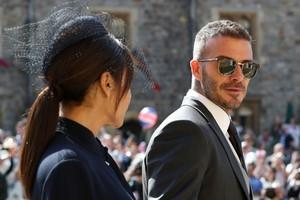 Rayakan <i>Fathers Day</i>, David Beckham Dapat Hadiah Panggangan hingga Sarapan Spesial