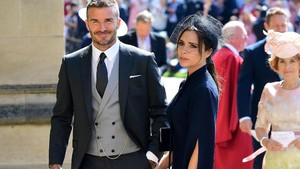 Dikabarkan Cerai, Victoria Beckham Kirim Pesan Rindu ke Suami