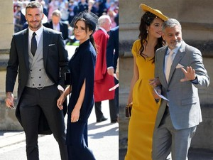 Pilih Mana, Beckham <i>Couple</i> or Clooney <i>Couple</i>?