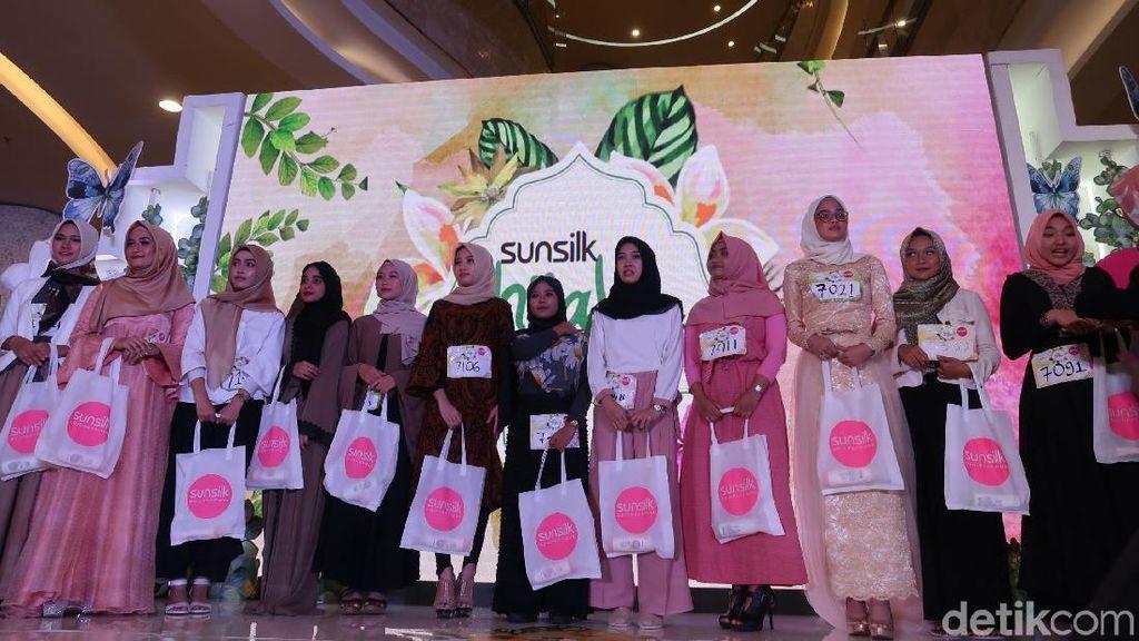 Selamat! Ini 20 Hijabers yang Maju Audisi Sunsilk Hijab Hunt Jakarta Tahap Kedua