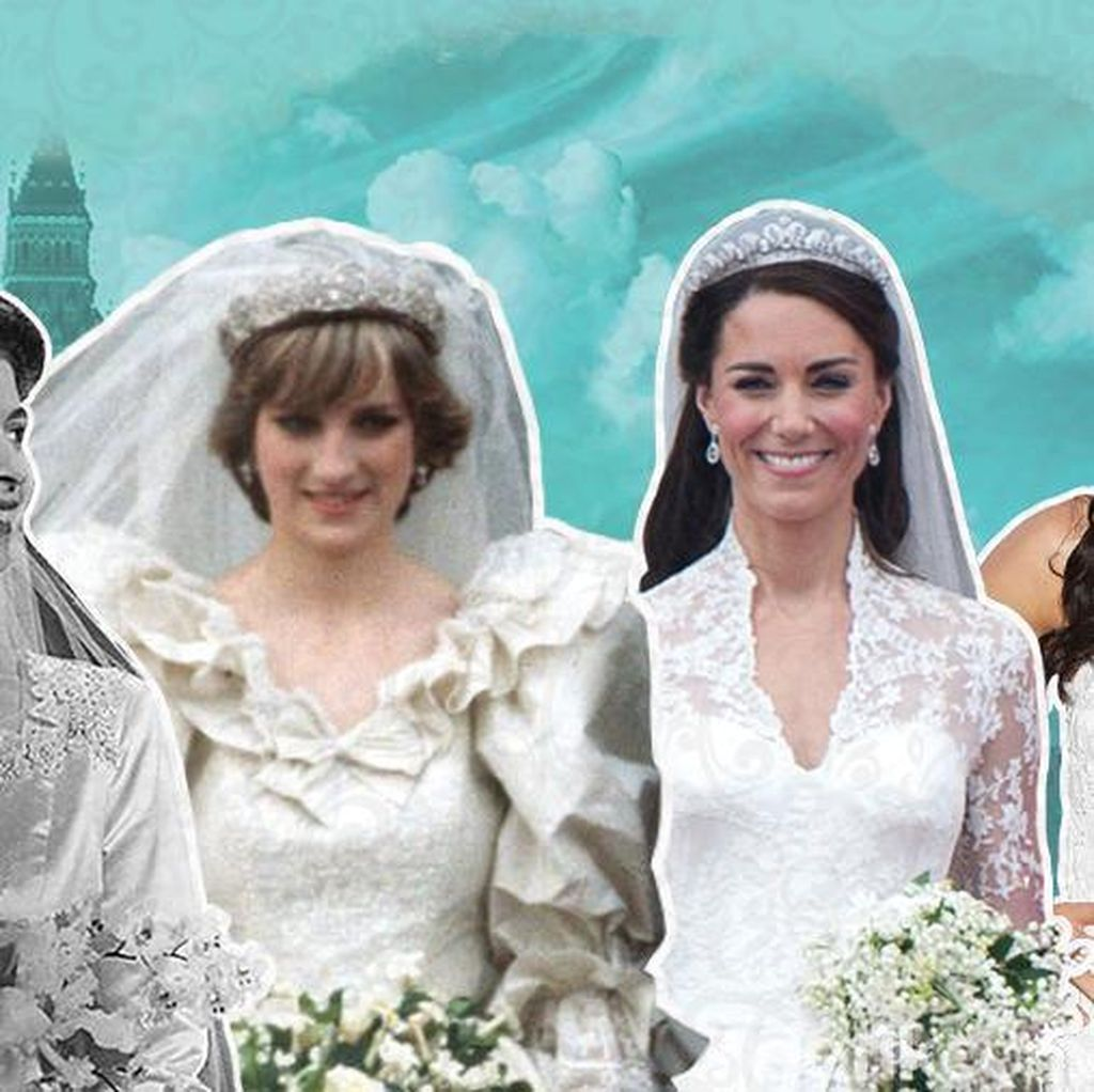 Royal Wedding Harry-Meghan Mendobrak Tradisi