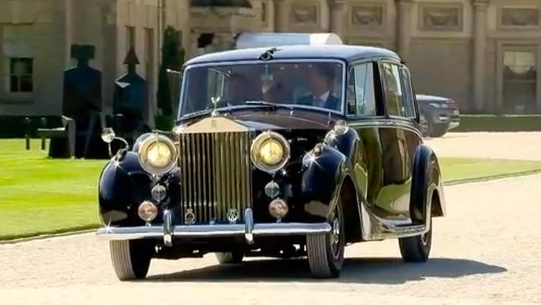 Rolls-Royce Phantom Foto: Pool (Youtube)