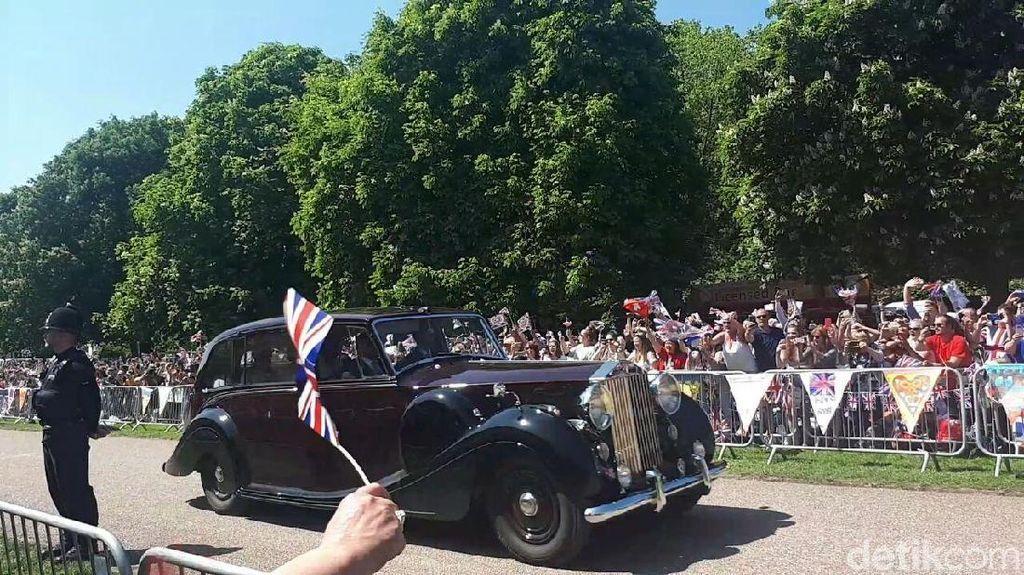 Kenapa Kaca Film Mobil Keluarga Kerajaan Inggris Warnanya Bening?