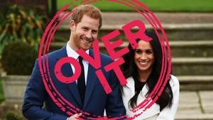 Tidak Semua Peduli dengan Pernikahan Kerajaan Inggris