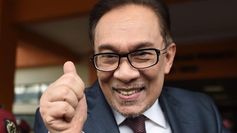 Anwar Ibrahim Akan Tuntut Pemulihan Nama Baik dalam Kasus Sodomi