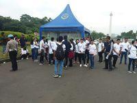 Generasi Muda Buddish Indonesia gelar aksi damai