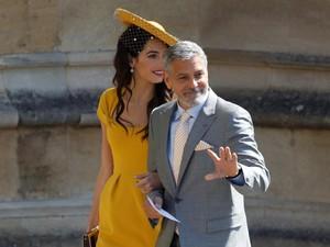 George Clooney Serukan Boikot Hotel Sultan Brunei Terkait Rajam Mati LGBT