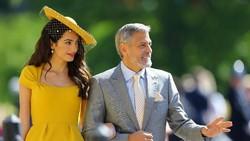 Bisa Ditiru, Ini Rahasia Amal Clooney Tetap Seksi di Usia 40-an