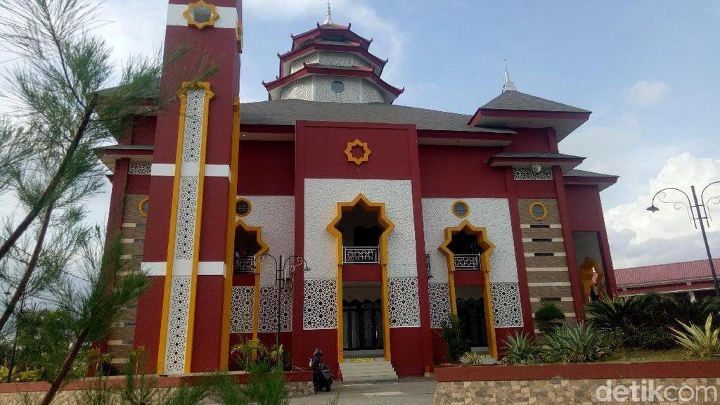 Uniknya Masjid Cheng Ho di Makassar Jadi Destinasi Wisata Religi