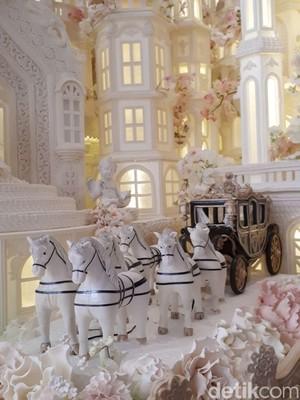 Dihubungi Istana Inggris, Cakery Indonesia Ini Diminta Ajukan Desain Kue